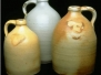 Stoneware Cider Jugs