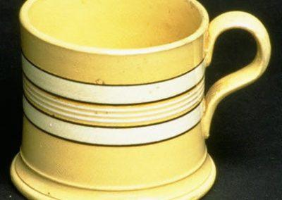 Staffordshire Mochaware Cidar mug
